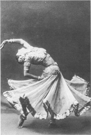 Modern dans (2/6)