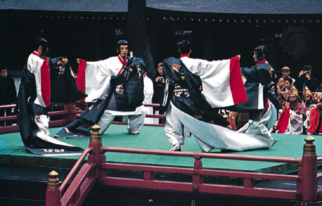 日本舞踊 - Nihon Buyo - Japansk Dans  (5/6)