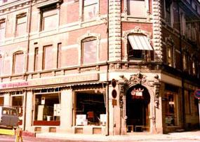 Kulturbageriet på Övre Husargatan