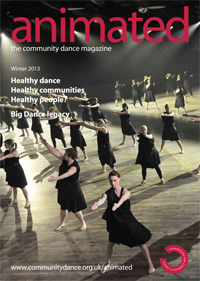 Animated-the community dance magazine