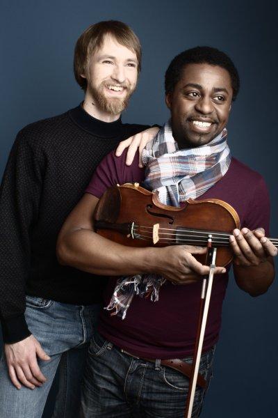 Klas  och Andreas - genusneutral folkdans och musik