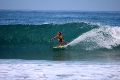 Jens Holmer på Costa Rica Foto: Marcus Henneberg