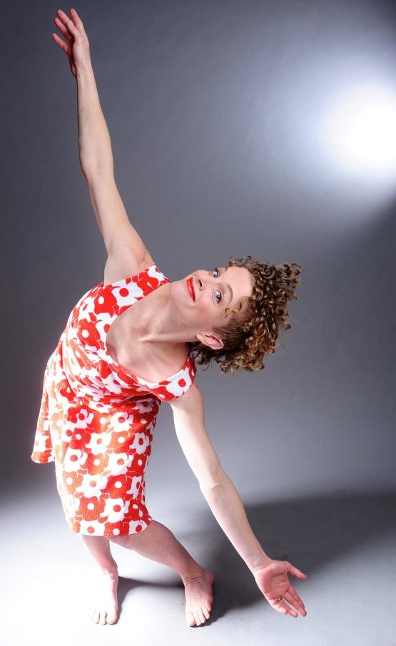 Luisa Denward, dansare och koreograf