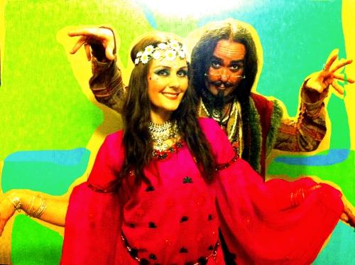Bollywood à la 70-tal Foto: Zhina Nima