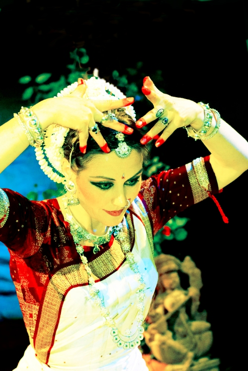 Odissi Shiva Shakti Foto: Linda Fredling