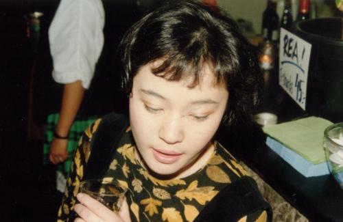 Lee Kum-ah på Nationalteatern 1987