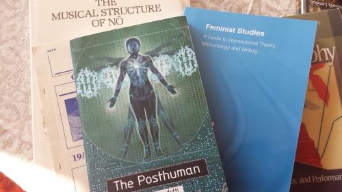 Braidotti's The Posthuman