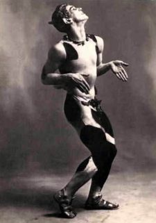 Vaslav Nijinsky 1912